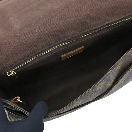 Louis Vuitton(루이비통) M40474 모노그램 캔버스 메닐몽땅 PM 크로스백 [압구정매장]