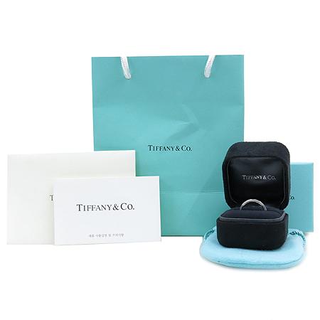 Tiffany(티파니) PT950 (플래티늄) 밀그레인 3MM 반지