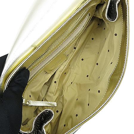 KATESPADE (케이트 스페이드) 금장 버클 골드 브론즈 숄더백 이미지7 - 고이비토 중고명품