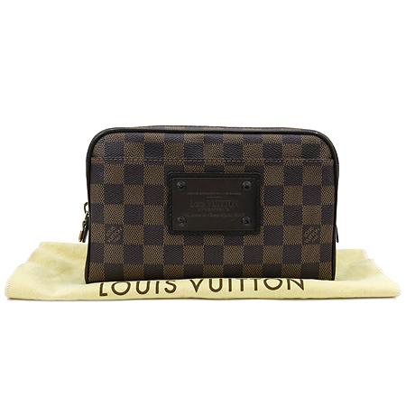 Louis Vuitton(루이비통) N41101 다미에 에벤 범 백 브루클린 힙색 [명동매장]