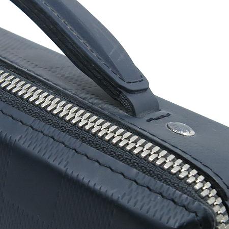Louis Vuitton(루이비통) M92158 쇼 컬렉션 다미에 BRUCEMARINE (브루스마린) 크로스백 이미지3 - 고이비토 중고명품