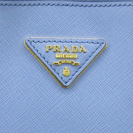 Prada(프라다) BL0837 사피아노 레더 토트백 + 숄더 스트랩 [압구정매장]