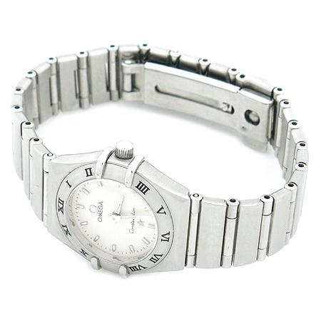 Omega(오메가) 1562 30 CONSTELLATION(컨스틸레이션) 스틸 여성용 시계 [명동매장] 이미지3 - 고이비토 중고명품