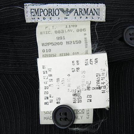 Emporio Armani(엠포리오 아르마니) 블랙컬러 정장 바지
