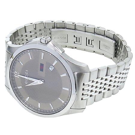 Gucci(구찌) YA126310 G-TIMELESS 컬렉션 라운드 스틸밴드 남성용 시계 [압구정매장]