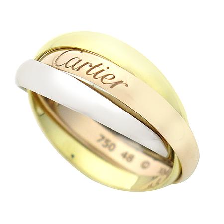 Cartier(��쿡) B4086148 18K ��� ��� Ʈ����Ƽ ����-8ȣ [�б�������]