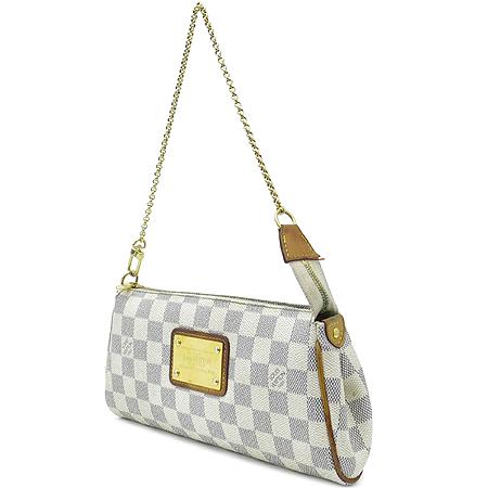Louis Vuitton(루이비통) N55214 다미에 아주르 캔버스 에바클러치 2WAY 이미지3 - 고이비토 중고명품