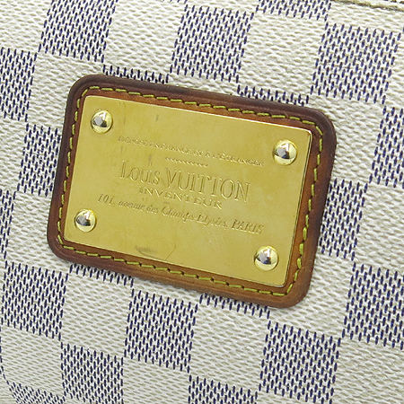 Louis Vuitton(루이비통) N55214 다미에 아주르 캔버스 에바클러치 2WAY 이미지4 - 고이비토 중고명품