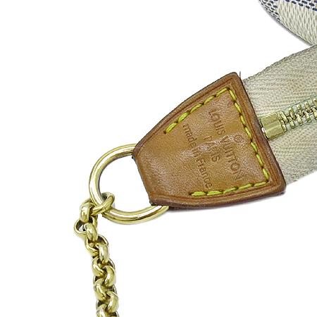 Louis Vuitton(루이비통) N55214 다미에 아주르 캔버스 에바클러치 2WAY 이미지6 - 고이비토 중고명품