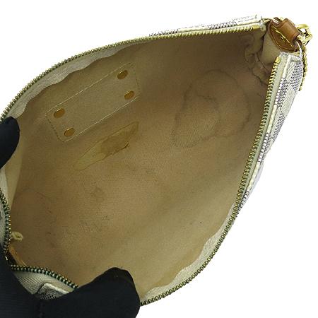 Louis Vuitton(루이비통) N55214 다미에 아주르 캔버스 에바클러치 2WAY 이미지7 - 고이비토 중고명품