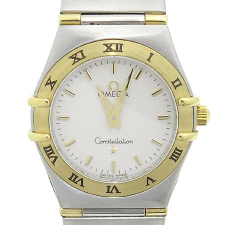 Omega(오메가) 1372.30 18K 콤비 컨스트레이션 하프바 여성용 시계 이미지2 - 고이비토 중고명품