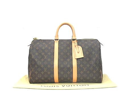 Louis Vuitton(루이비통) M41428 모노그램 캔버스 키폴 45 토트백