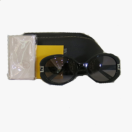 Fendi(펜디) FS5171 측면 FF로고 패턴 뿔테 선글라스 [일산매장]