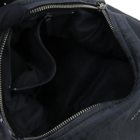GIVENCHY(지방시) 레더 블랙 레오파드 판도라 L사이즈 2WAY [압구정매장]