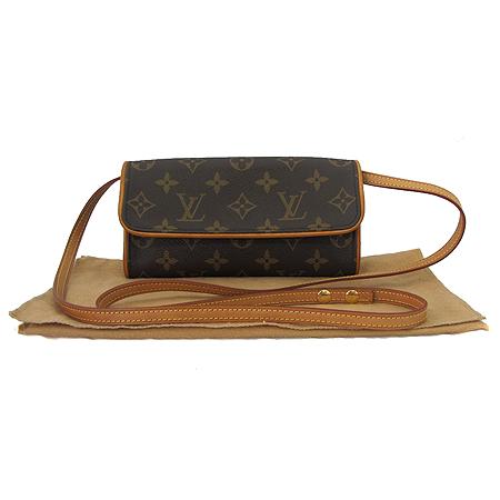 Louis Vuitton(루이비통) M51854 모노그램 캔버스 트윈 PM 힙색 [미아현대매장]