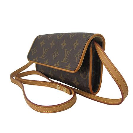 Louis Vuitton(루이비통) M51854 모노그램 캔버스 트윈 PM 힙색 [미아현대매장] 이미지3 - 고이비토 중고명품