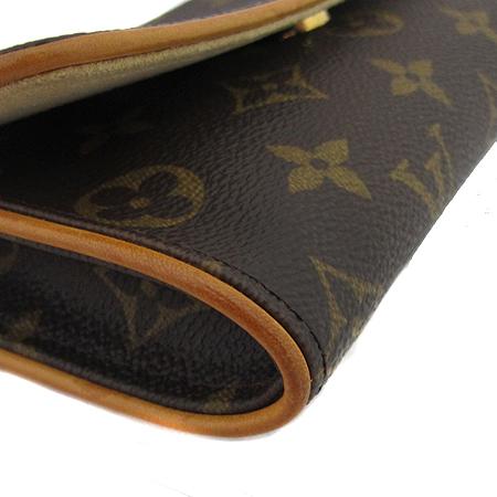 Louis Vuitton(루이비통) M51854 모노그램 캔버스 트윈 PM 힙색 [미아현대매장] 이미지5 - 고이비토 중고명품