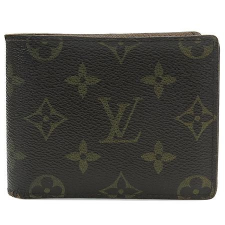 Louis Vuitton(루이비통) M60930 모노그램 캔버스 9크레딧 카드 슬롯 지폐 반지갑