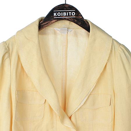 JIGOTT(지고트) 옐로우컬러 마 자켓