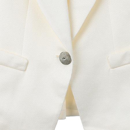MINIMUM(미니멈) 화이트컬러 실크혼방 자켓 (배색:실크100)