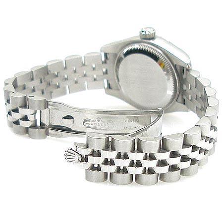 Rolex(로렉스) 179174 DATE JUST(데이트 저스트) 로마자 스틸 여성용 시계 [분당매장]