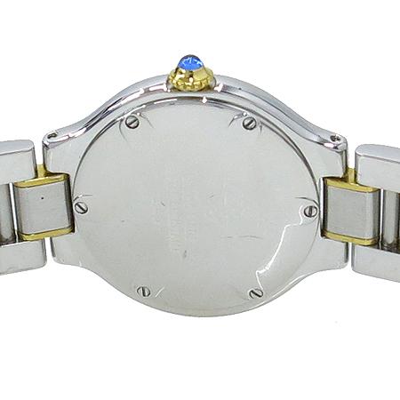 Cartier(까르띠에) W10073R6 21세기 18K 콤비 여성용 시계 이미지4 - 고이비토 중고명품