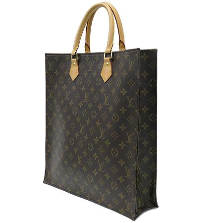 Louis Vuitton(루이비통) M51140 모노그램 캔버스 삭플랫 토트백 [명동매장] 이미지3 - 고이비토 중고명품