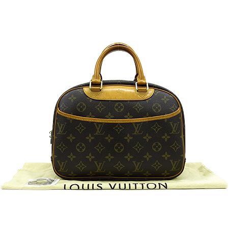 Louis Vuitton(루이비통) M42228 모노그램 캔버스 트루빌 토트백 BA0015