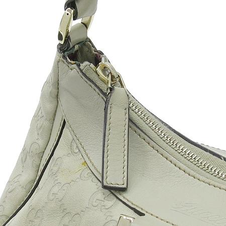Gucci(구찌) 190525 GG 로고 시마 레더 숄더백 [압구정매장]
