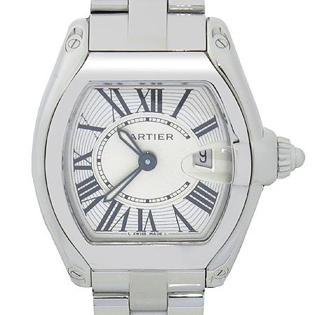 Cartier(까르띠에) W62016V3 ROADSTER(로드스터) S사이즈 스틸 여성용 시계