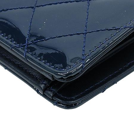 Chanel(샤넬) A31509 TIMELESS(타임 리스) CLASSIC(클래식) COCO은장 로고 페이던트 퀼팅 장지갑