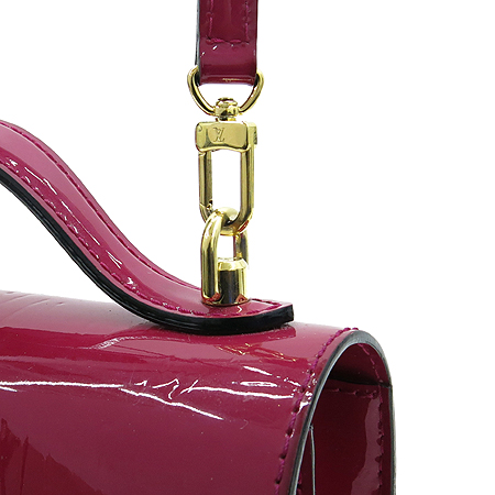 Louis Vuitton(루이비통) M91579 모노그램 베르니 인디언 핑크 몽소 BB 2WAY [명동매장] 이미지3 - 고이비토 중고명품