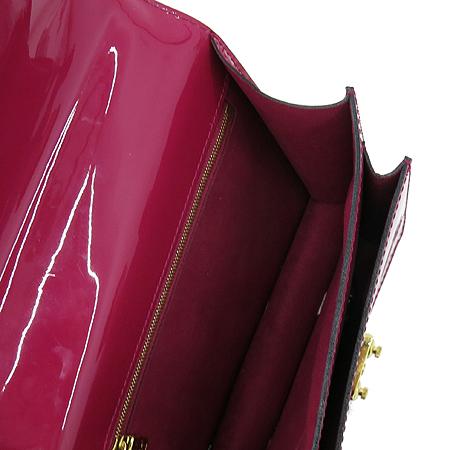 Louis Vuitton(루이비통) M91579 모노그램 베르니 인디언 핑크 몽소 BB 2WAY [명동매장]
