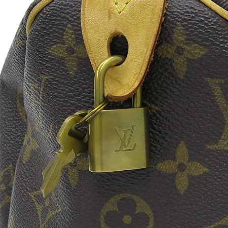 Louis Vuitton(루이비통) M41528 모노그램 캔버스 스피디25 토트백 이미지4 - 고이비토 중고명품