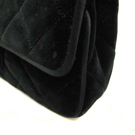 Chanel(샤넬) 클래식 벨벳 S사이즈 은장체인 숄더백 [부천 현대점] 이미지5 - 고이비토 중고명품
