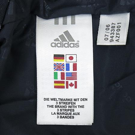 Adidas(아디다스) 블랙컬러 점퍼 (보온재:오리털)