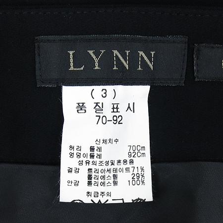 LYNN(린) 블랙컬러 스커트 이미지4 - 고이비토 중고명품
