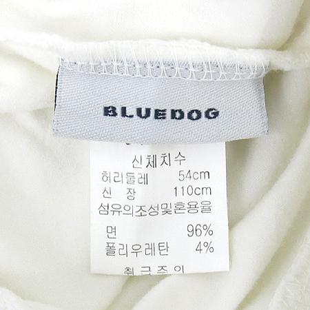 BLUEDOG(블루독) 아동용 화이트컬러 바지