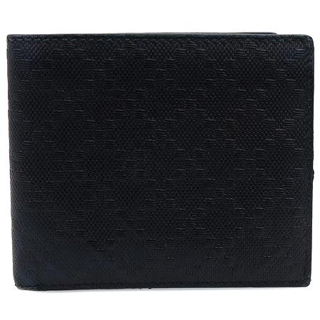 Gucci(구찌) 268331 블랙 레더 남성용 반지갑 [명동매장]