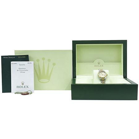 Rolex(로렉스) 179173 DATEJUST(데이트저스트) 18K 골드 콤비 여성용 시계