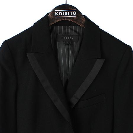TOMBOY(톰보이) 블랙컬러 1버튼 자켓