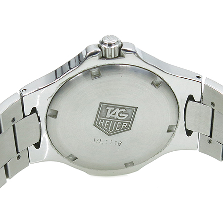 Tag Heuer(태그호이어) WL1116 PROFESSIONAL(프로페셔날) 블루판 스틸밴드 남성용시계