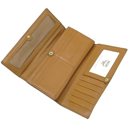 MCM(엠씨엠) 1031053170122 비세토스 PVC 금장로고 장지갑