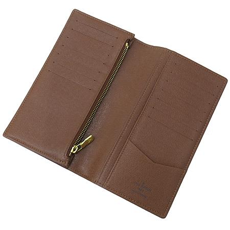 Louis Vuitton(루이비통) M60252 모노그램 캔버스 콜롬버스 장지갑 이미지2 - 고이비토 중고명품