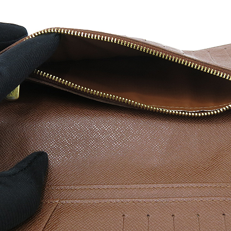 Louis Vuitton(루이비통) M60252 모노그램 캔버스 콜롬버스 장지갑 이미지4 - 고이비토 중고명품