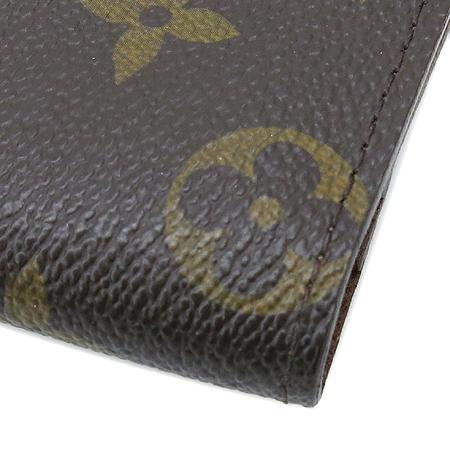 Louis Vuitton(루이비통) M60252 모노그램 캔버스 콜롬버스 장지갑 이미지5 - 고이비토 중고명품