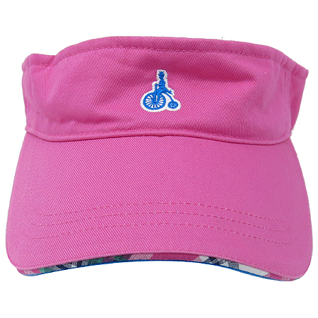Bean Pole(빈폴) 핑크 선캡