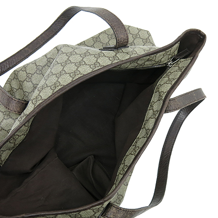 Gucci(구찌) 181084 GG로고 PVC 숄더백