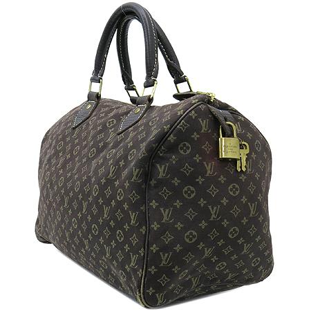 Louis Vuitton(루이비통) M95224 모노그램 미니린 스피디30 토트백 이미지3 - 고이비토 중고명품