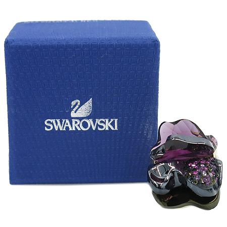 Swarovski(스와로브스키) 크리스탈 멀티 장식 반지-14호